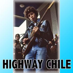 Laat door de gitarist en componist van Highway Chile, Ben Blaauw, een eigen lied schrijven.