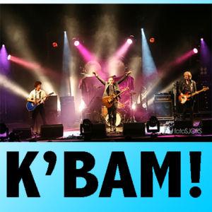Een eigen song? Laat hem schrijven door Ben Blue, de gitarist zanger van K'BAM!