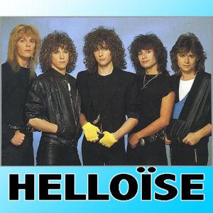 Laat door de gitarist en componist van Helloise, Ben Blaauw, een eigen lied schrijven.